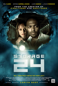 Storage 24 - with titles by J. J. Guest